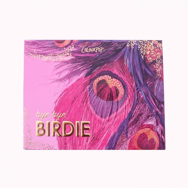 Bye bye birdie - Colourpop