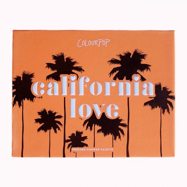California love - Colourpop