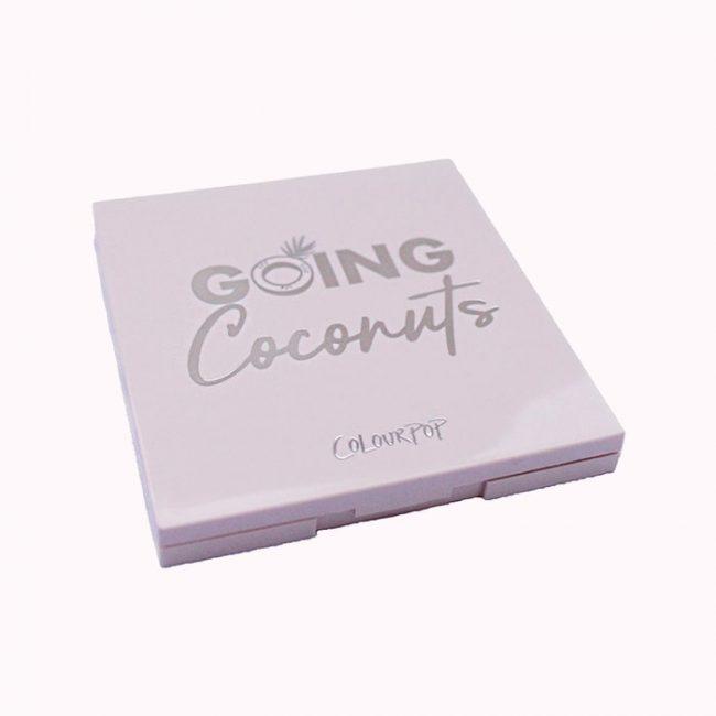 Going coconuts - Colourpop