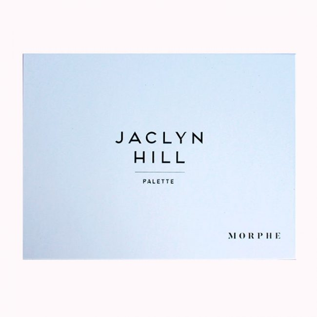 Jaclyn Hill palette x Morphe Vol. 1