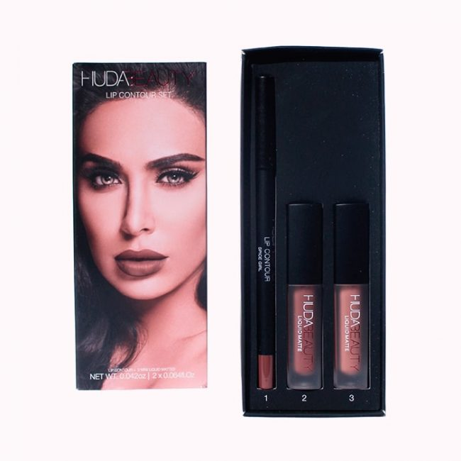 Spice girl & venus lip set - Huda Beauty
