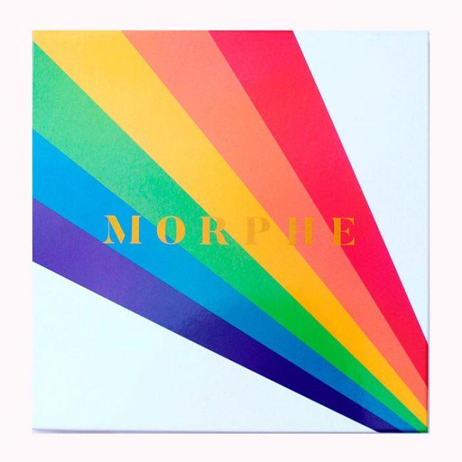 25L live in color artistry palette - Morphe